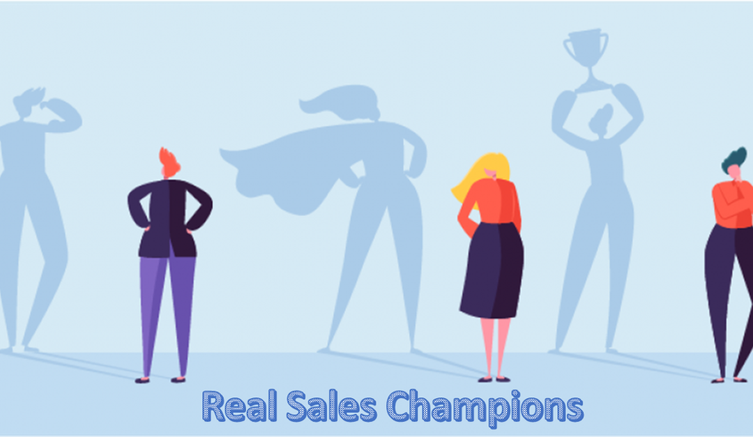 What is a real Sales Champion?